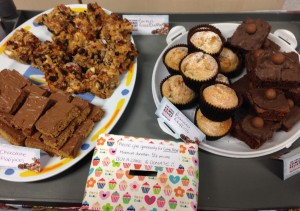 comic,relief, bake, sale, fundraising, charity