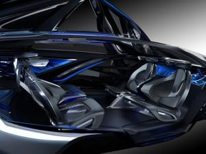 Chevrelot, FNR, Concept, Car, Swivel, Autonomous, Shanghai, Motor, Show, 2015