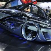 chevrelot, FNR, concept, car, Shanghai, Motor, Show, 2015, self-driving, autonomous, news