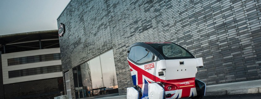 Fully autonomous cars in the UK